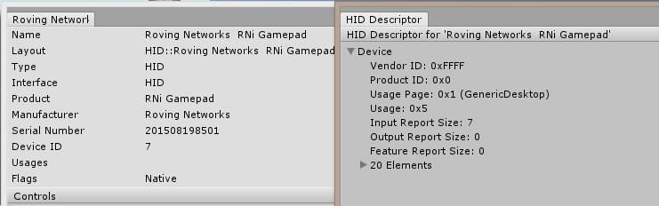 ESP32 BLE HID send crush symbols in the product description · Issue