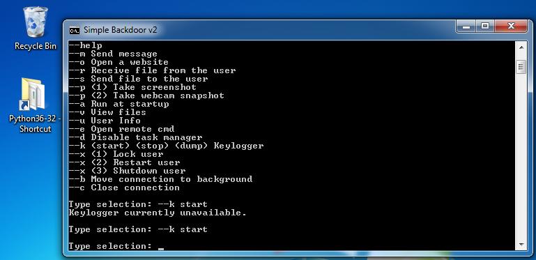 Keylog Dump causes Server to crash  · Issue #2 · xp4xbox