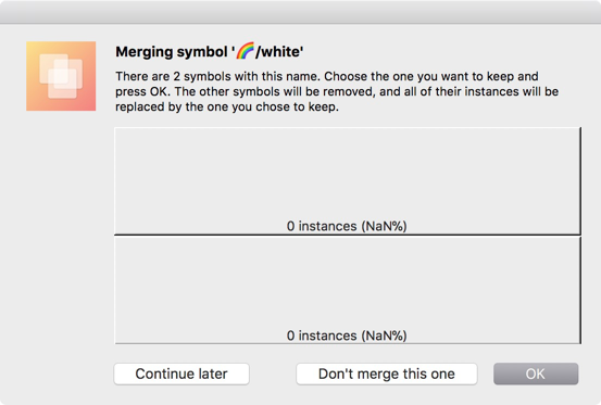 Merging Library Symbols Issue 13 Oodesignmerge Duplicate