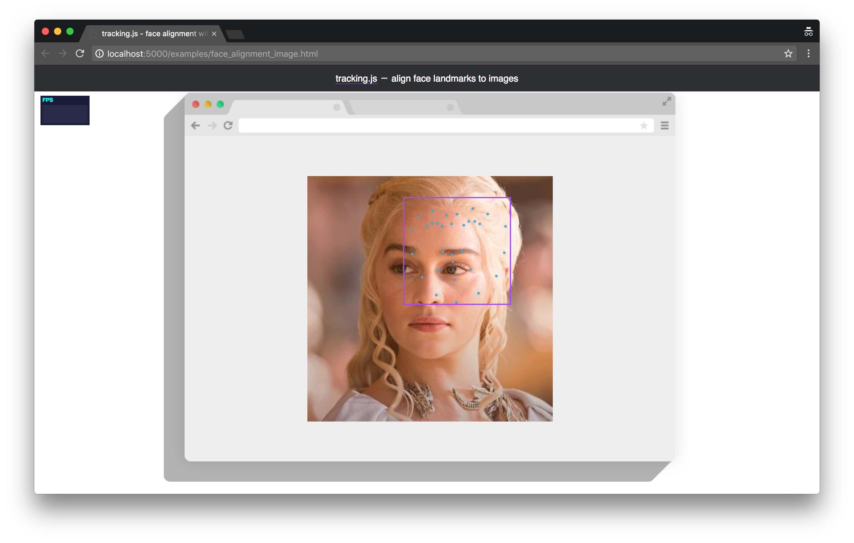Face alignment position is a bit of problem · Issue #247