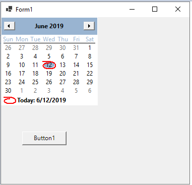 Winforms controls diaplay as V5 mode for Visual Basic