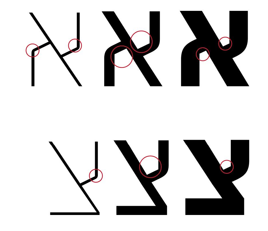 Plex Hebrew letters צ and א · Issue #165 · IBM/plex · GitHub