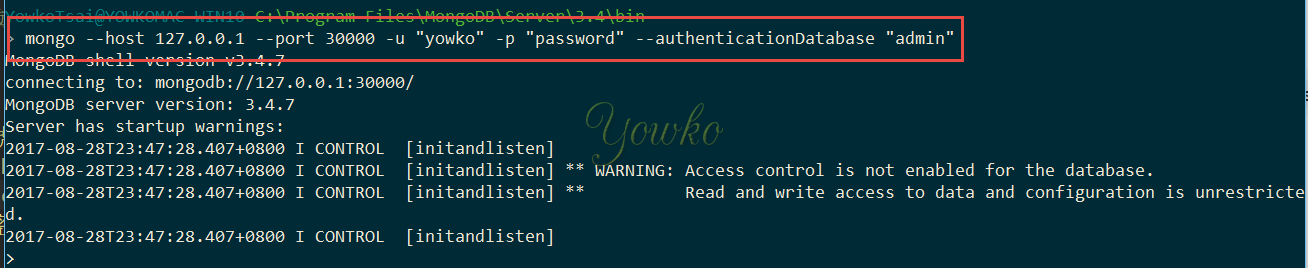 4connectwithauth
