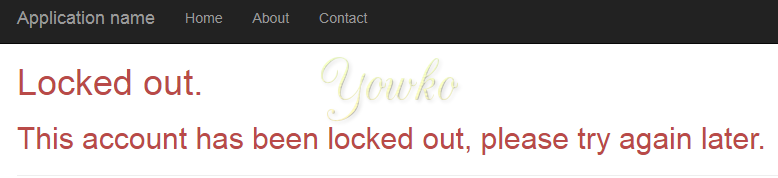3lockout