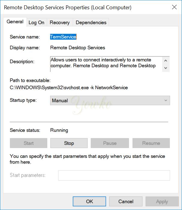 讓Windows 10 允許多個使用者同時登入- Yowko's Notes