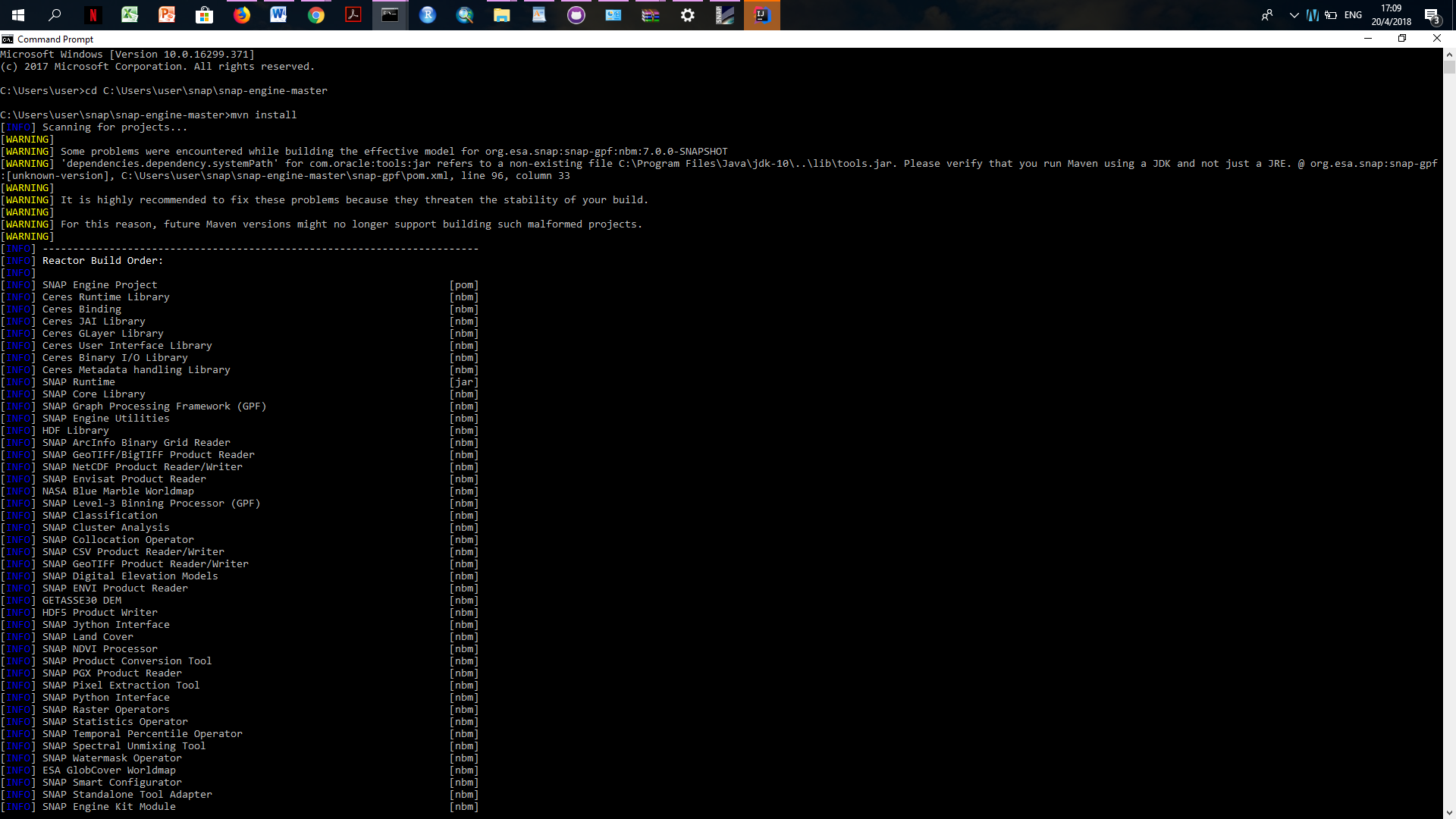 installation problem · Issue #1 · senbox-org/sen2coral-box