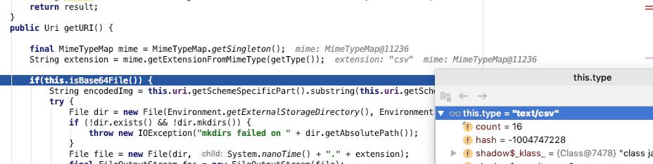 Base64 URL fails to interpret extension / mimetype · Issue