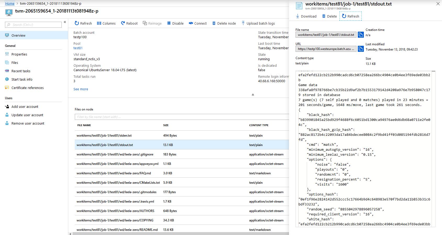 Entirely Automated Google Cloud Microsoft Azure Tesla V100 Free