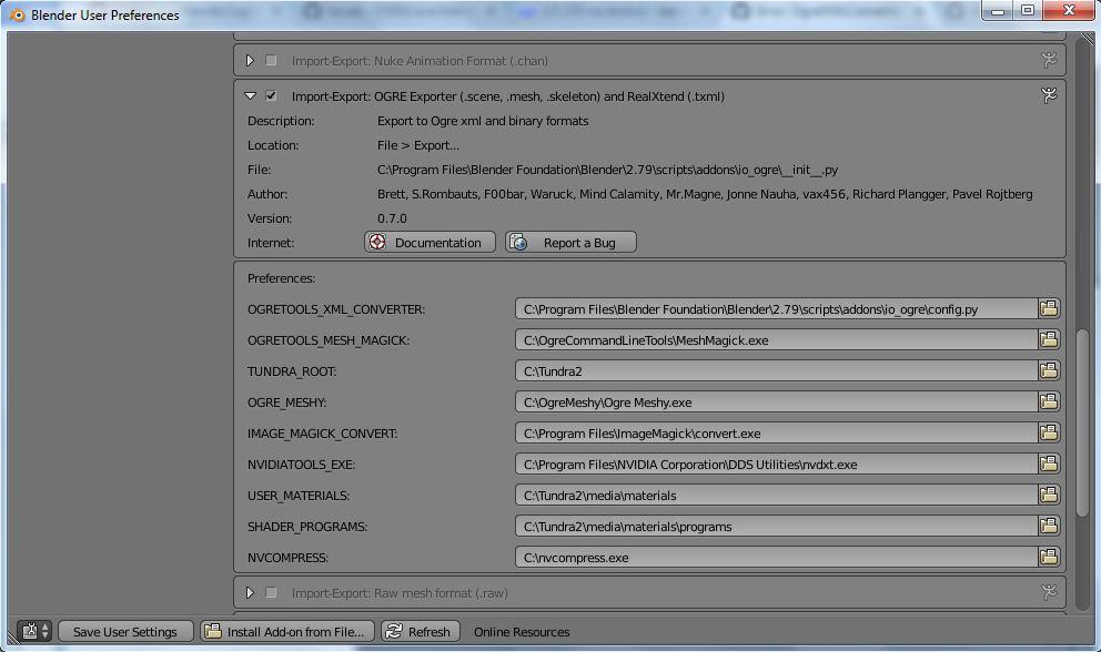 Error: OgreXMLConverter not found · Issue #21 · OGRECave