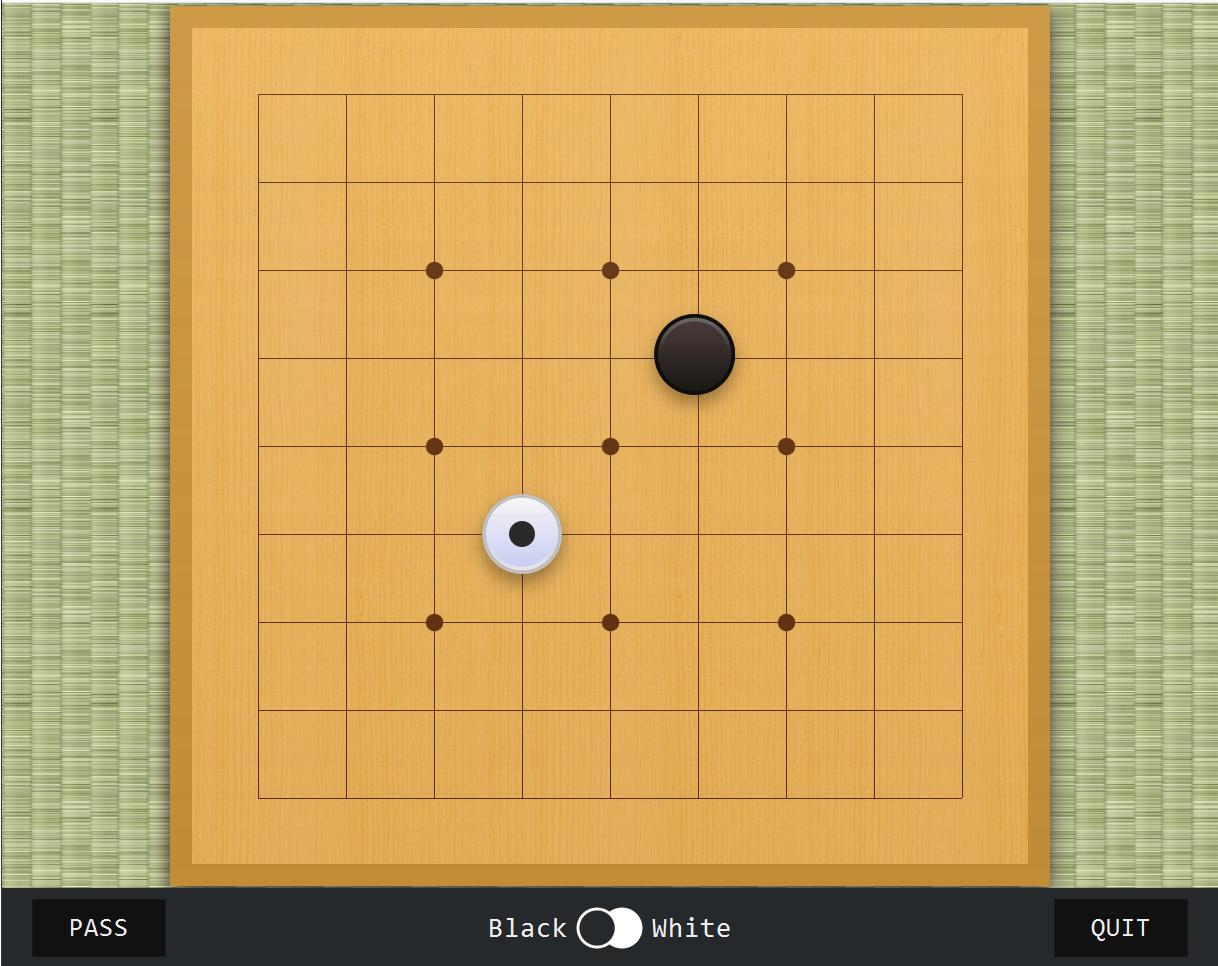 Finally, A Game