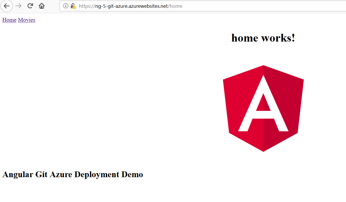 Build and Deploy Angular App to Azure from Github via KuduScript