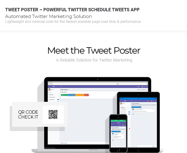 Twitter Marketing Solution