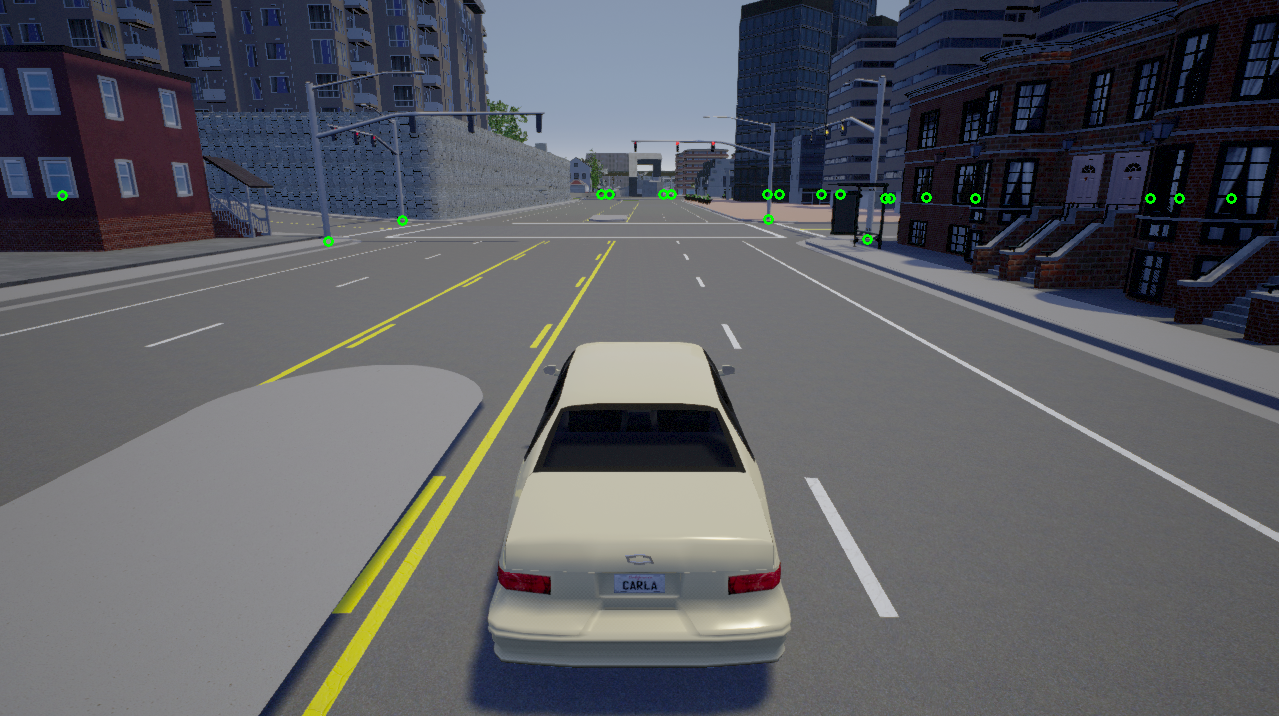Accurate 3D positions of traffic lights · Issue #1413