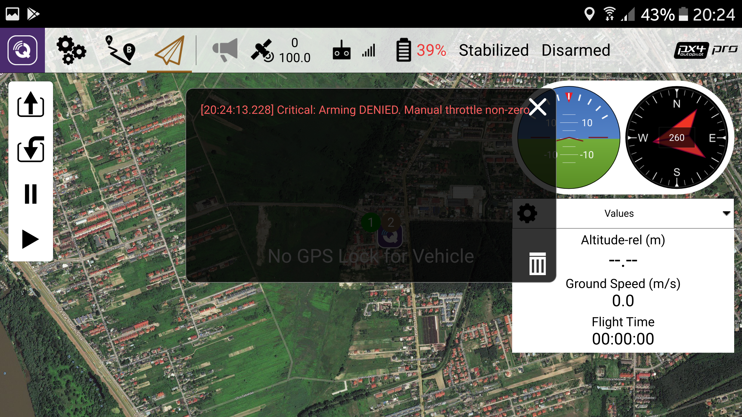Joystick support on Android · Issue #3049 · mavlink/qgroundcontrol