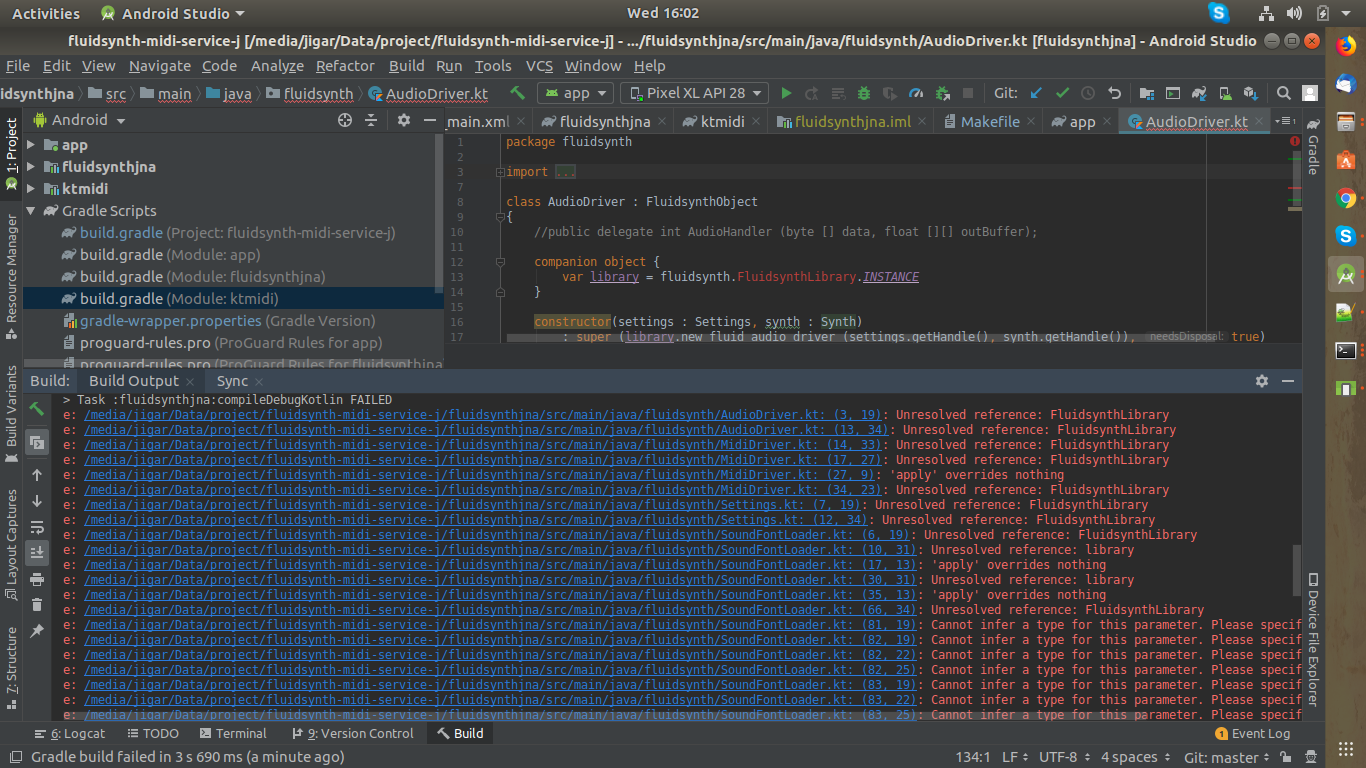 Compilation error in Android Studio 3 5 · Issue #17