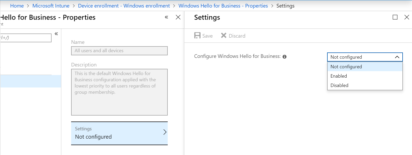 Can I use convenience PIN with Azure AD? - Yes · Issue #4037
