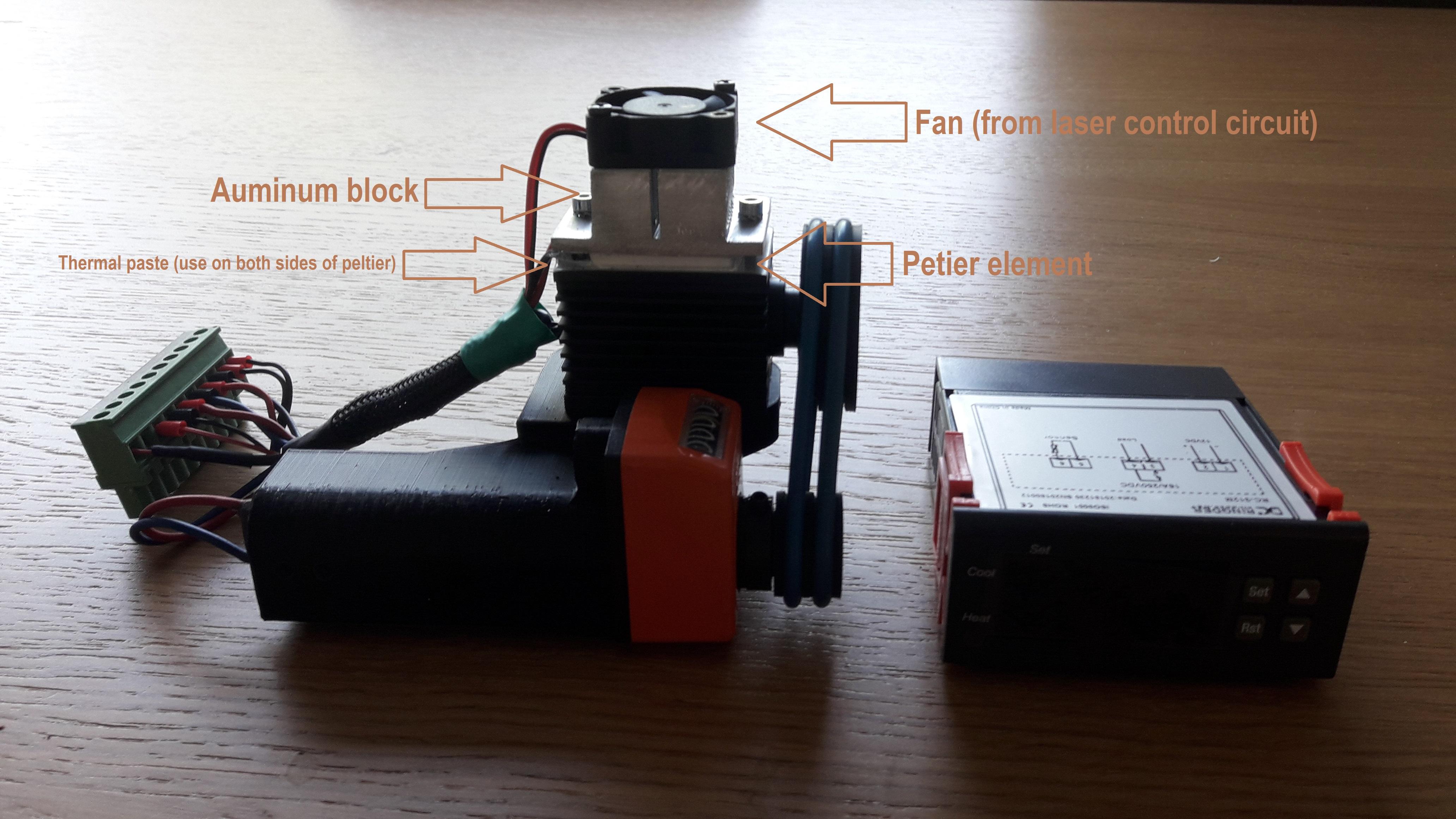 Add a temperature sensor · Issue #673 · arkypita/LaserGRBL
