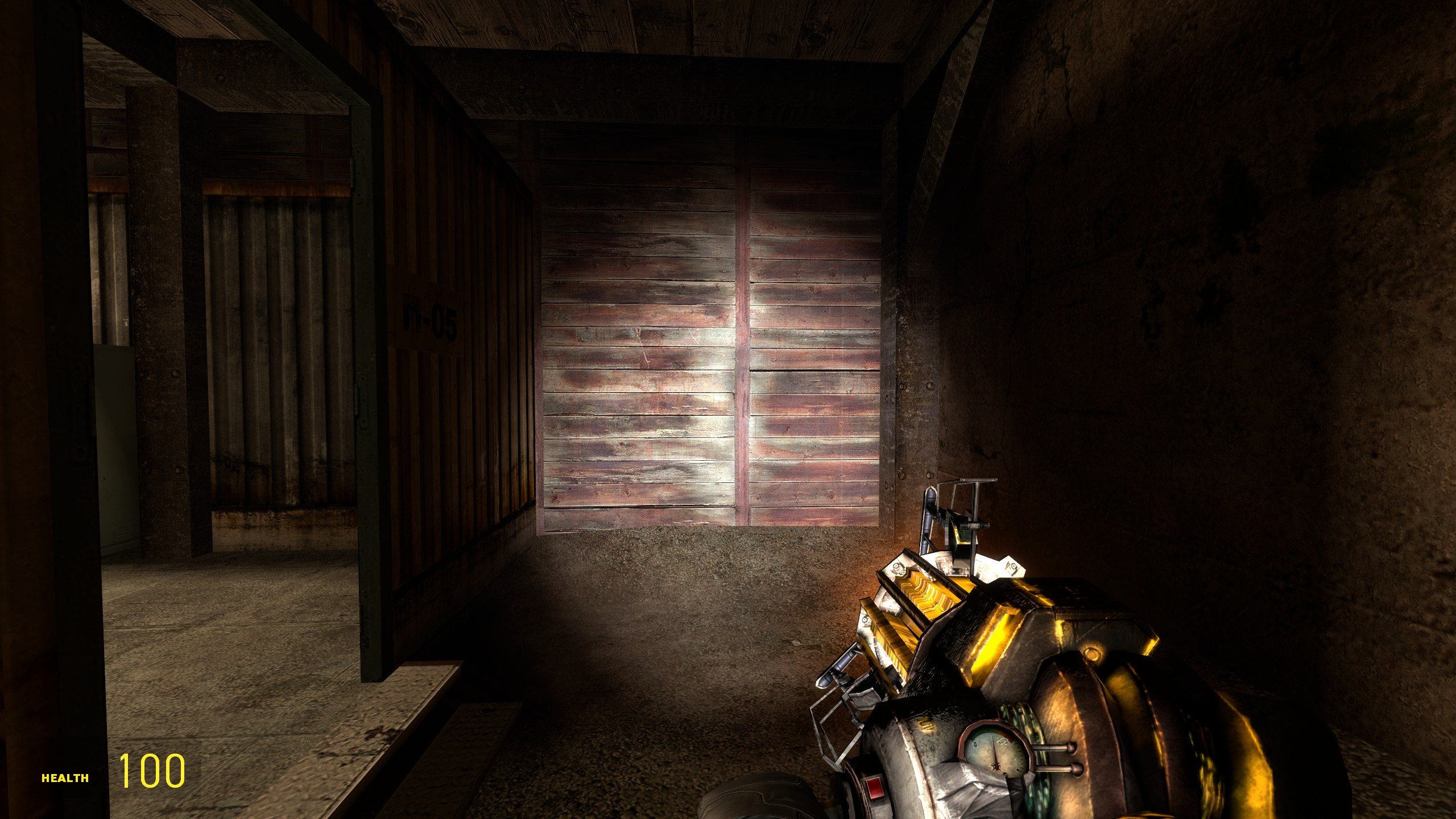 Player flashlight or env_projectedtexture isn't clipped