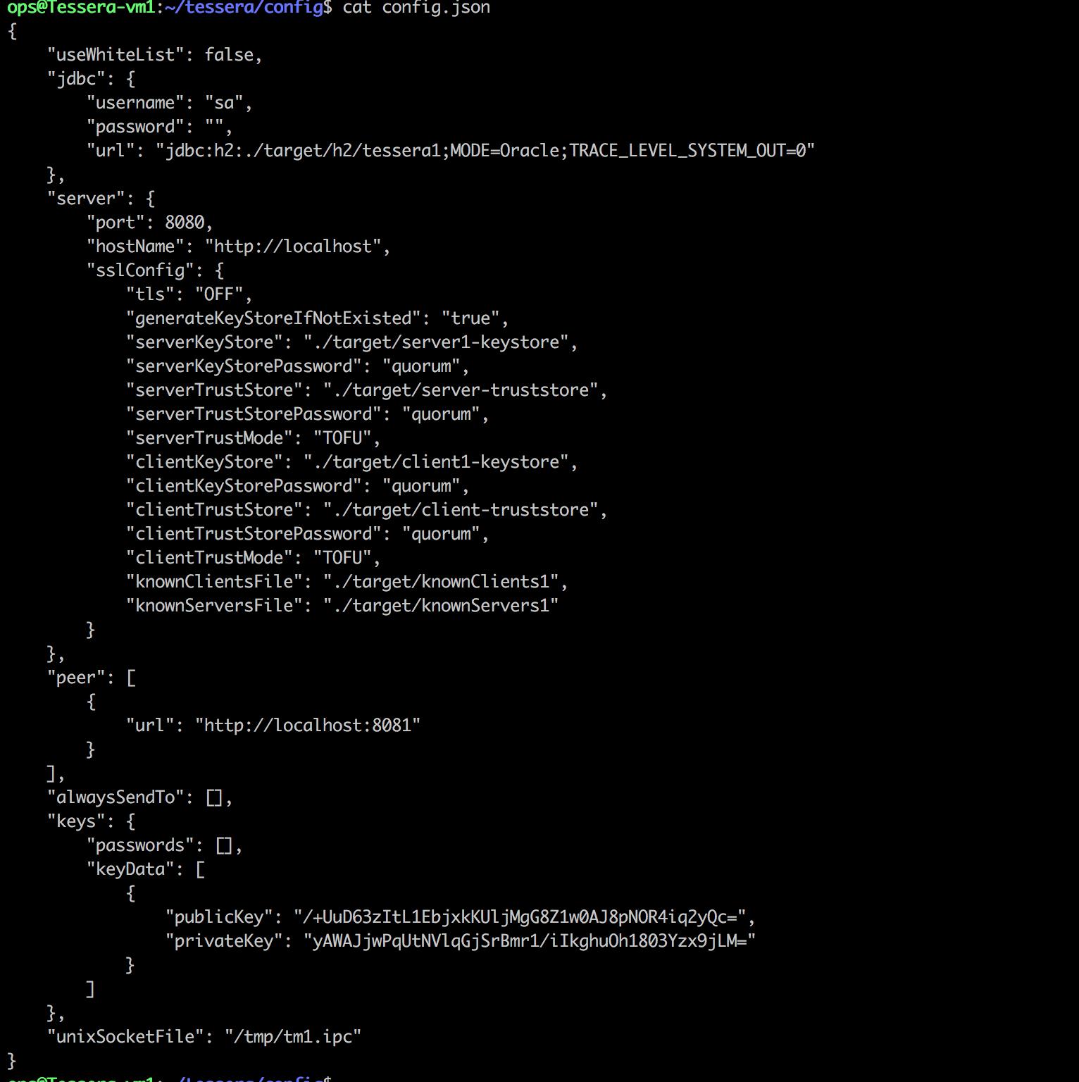 Fail during mvn install · Issue #449 · jpmorganchase/tessera · GitHub