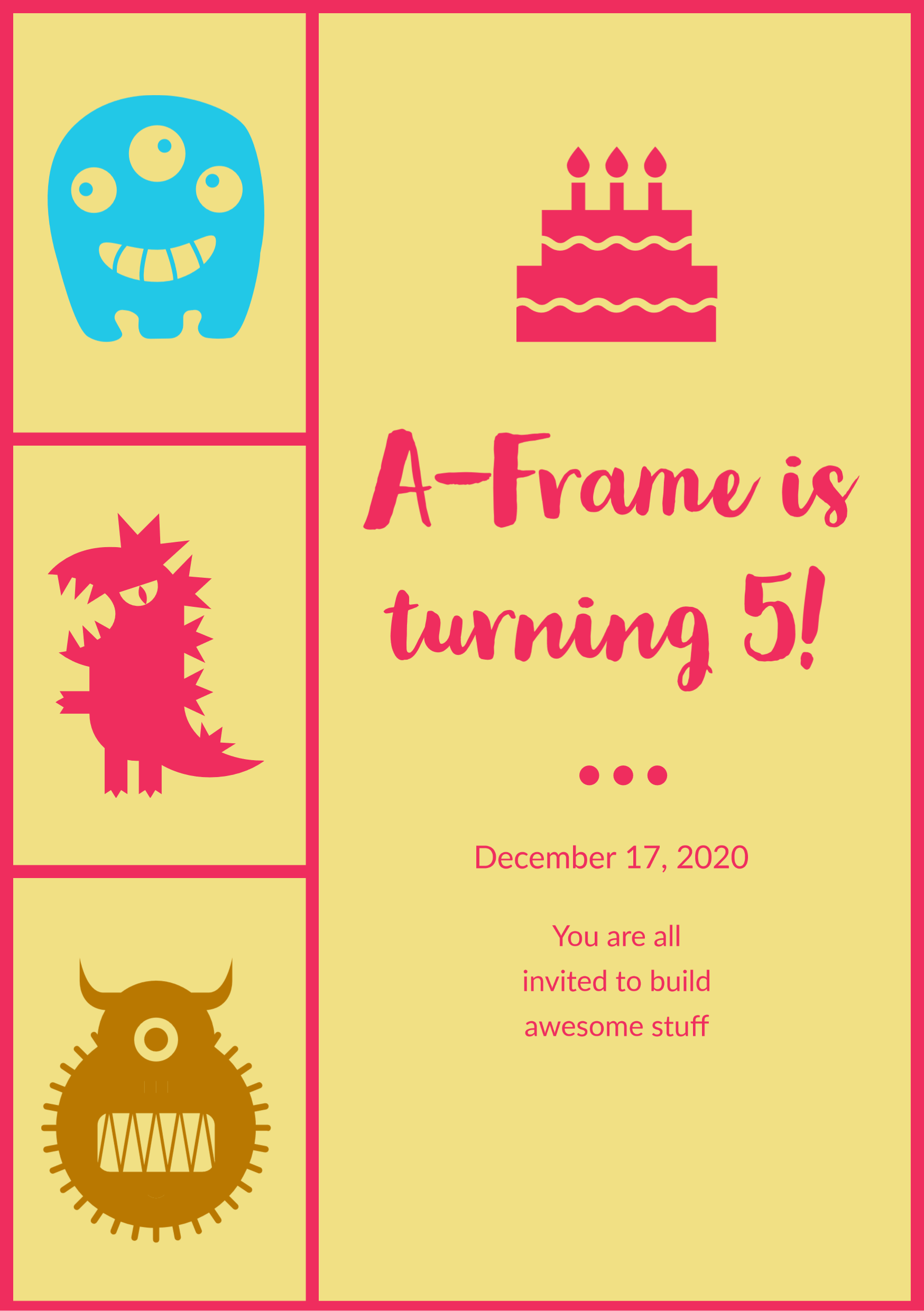 A-Frame 1.1.0 - AR, Quest 2 Support, hand tracking, compositor layers, immersive navigation