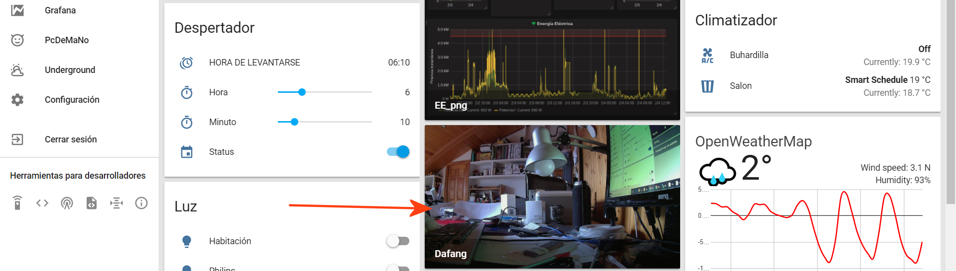 Very, very few fps in Home Assistant (HA) · Issue #68 · EliasKotlyar