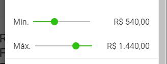 slider invert should invert incrementing or just sliding