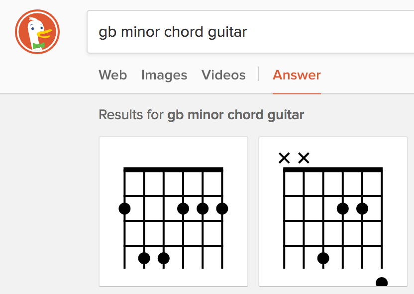 Music Chords Diagrams: Guitar fretboard is not tall enough ...