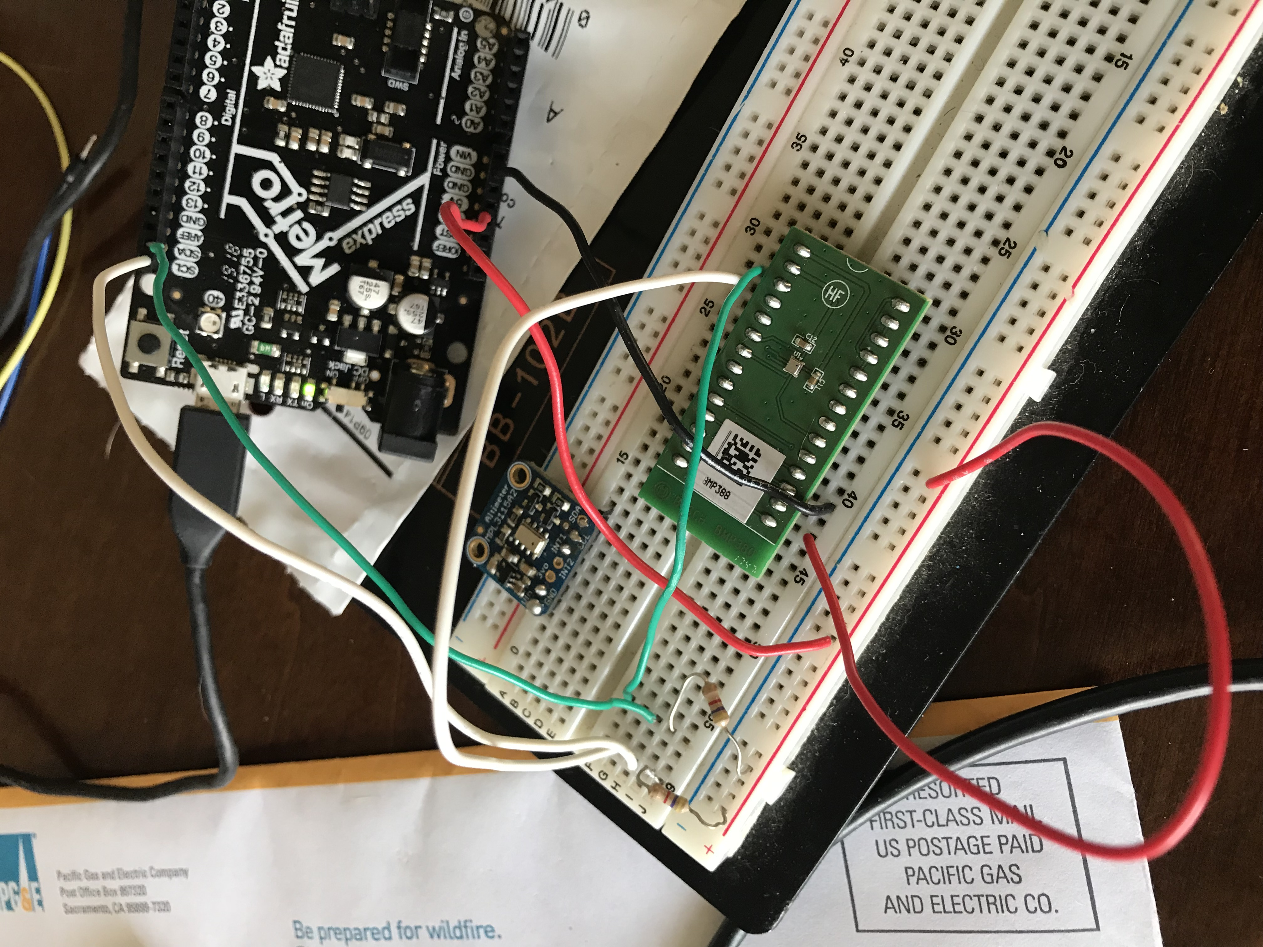 I2c Wiring Of Shuttleboard Issue 1 Boschsensortec 3 Sensor Casey10110 Commented On Jul 20