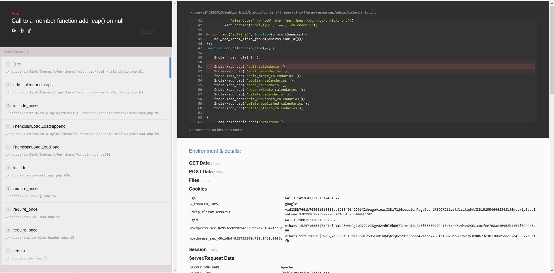 Calendario Php.Multisite Wp Admin Subdirectory Install Redirect Loop