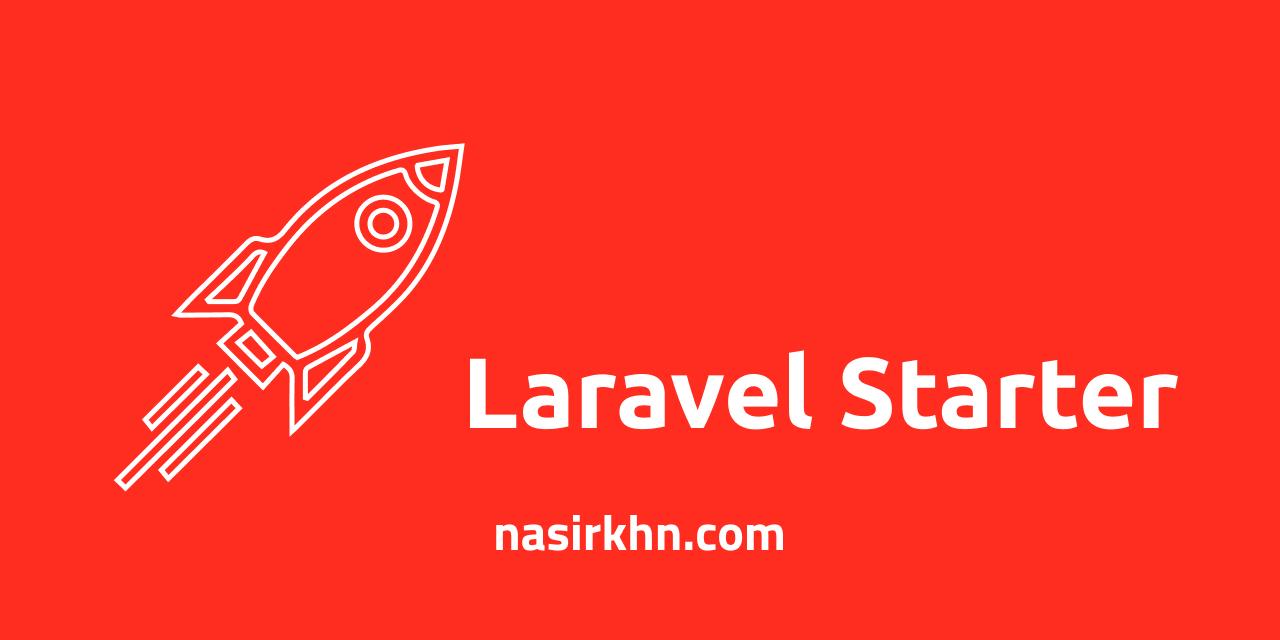 Laravel Starter - A CMS like modular starter project built with Laravel