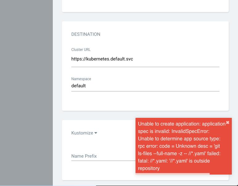 cant create new app · Issue #1671 · argoproj/argo-cd · GitHub