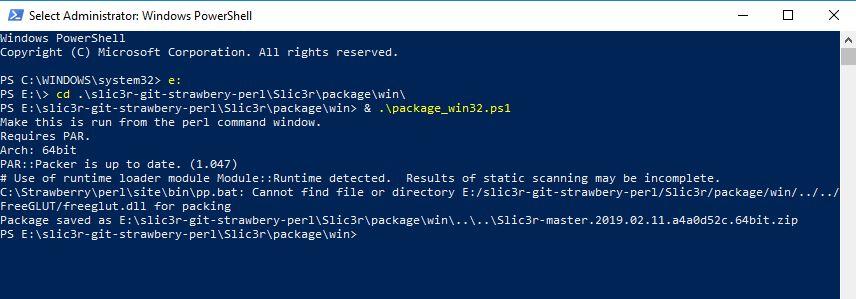 problem on loading slic3r exe · Issue #4736 · slic3r/Slic3r