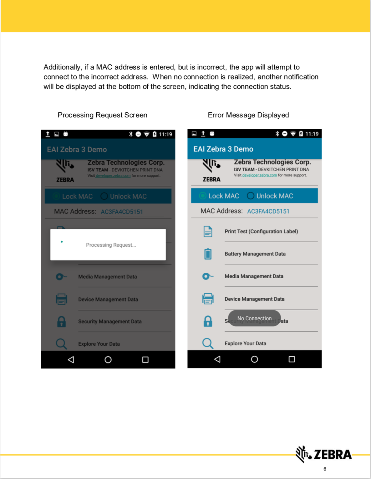 GitHub - Zebra/LinkOS-Android-EAI_DemoApp: Android Java based sample