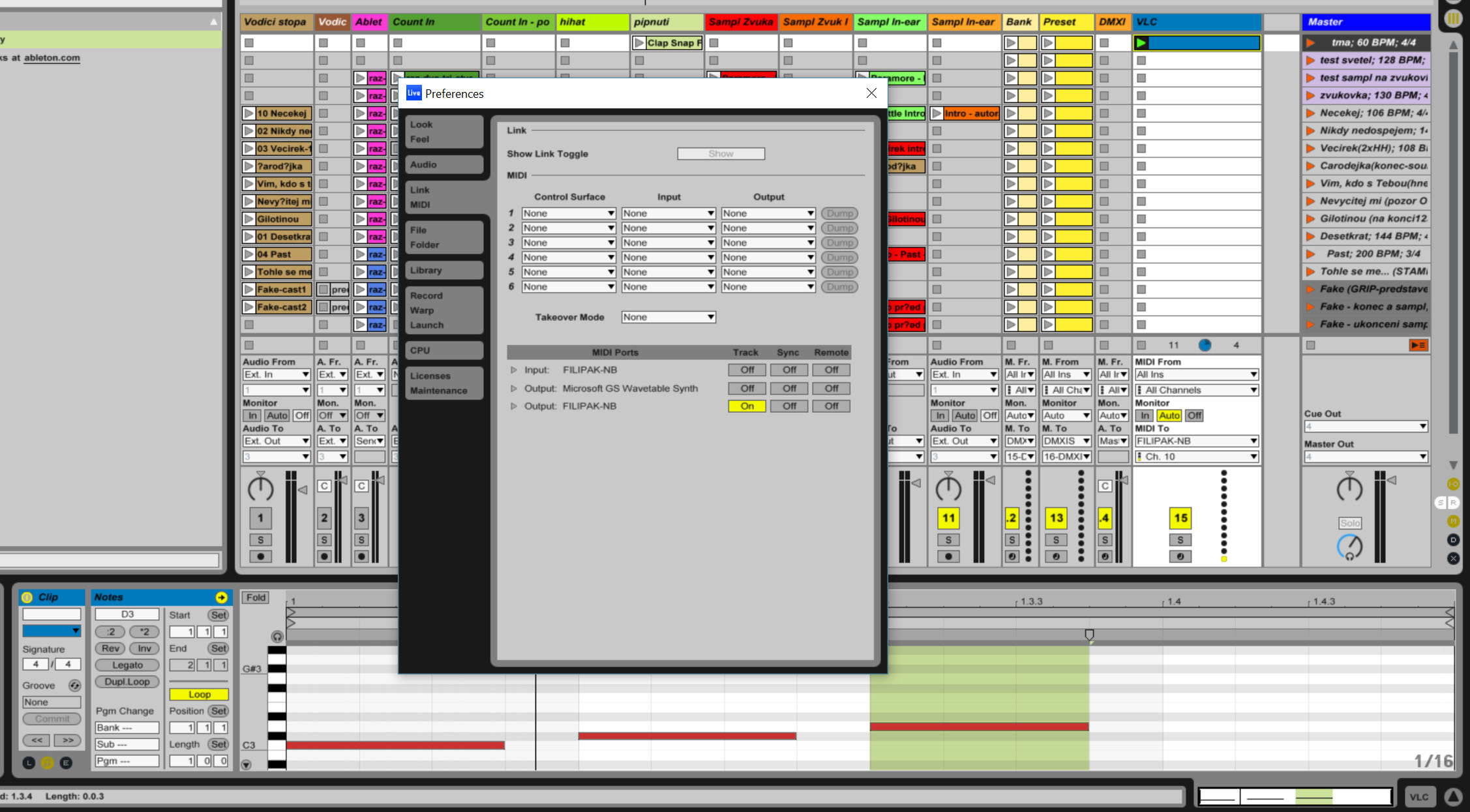 No communication between Ableton and VLC? · Issue #2 · ojacques