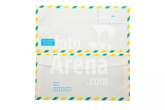 Envelope de carta brasileiro