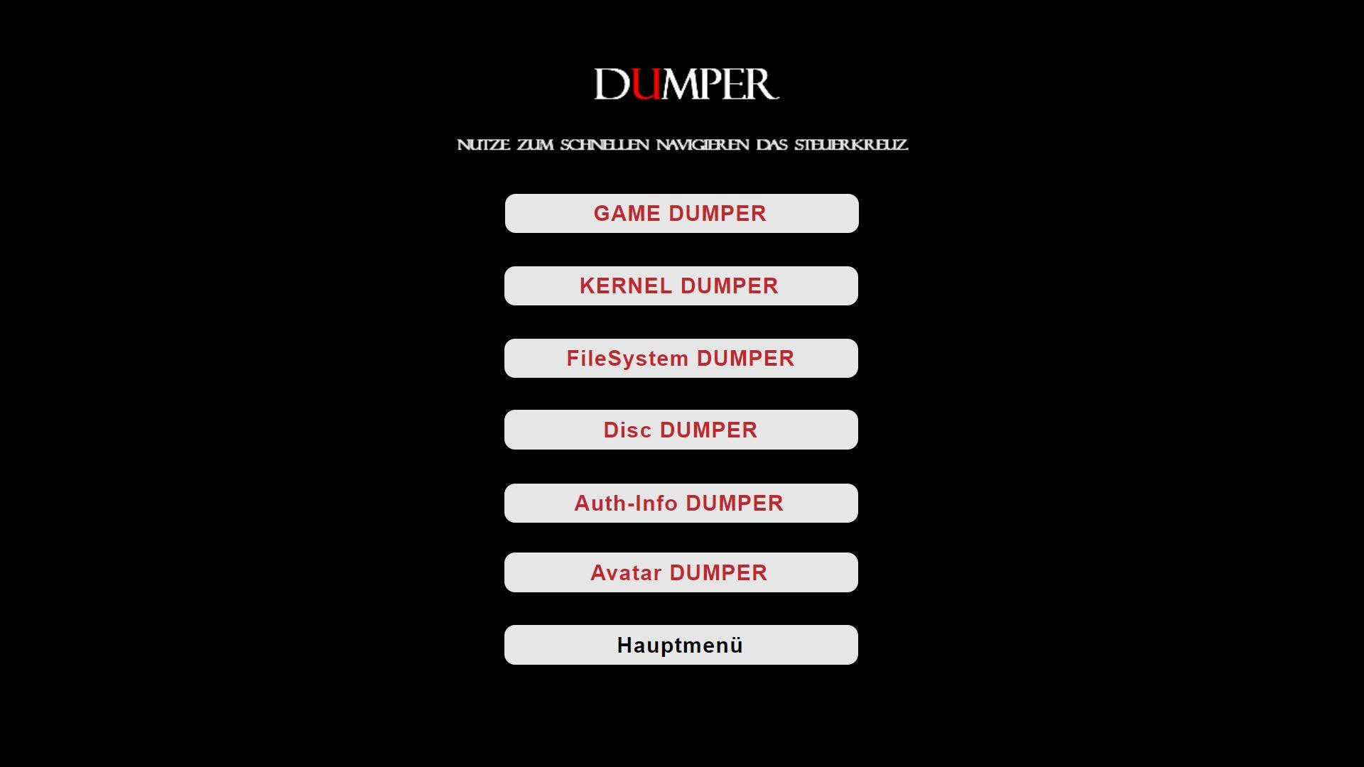 Auswahl-DUMPER