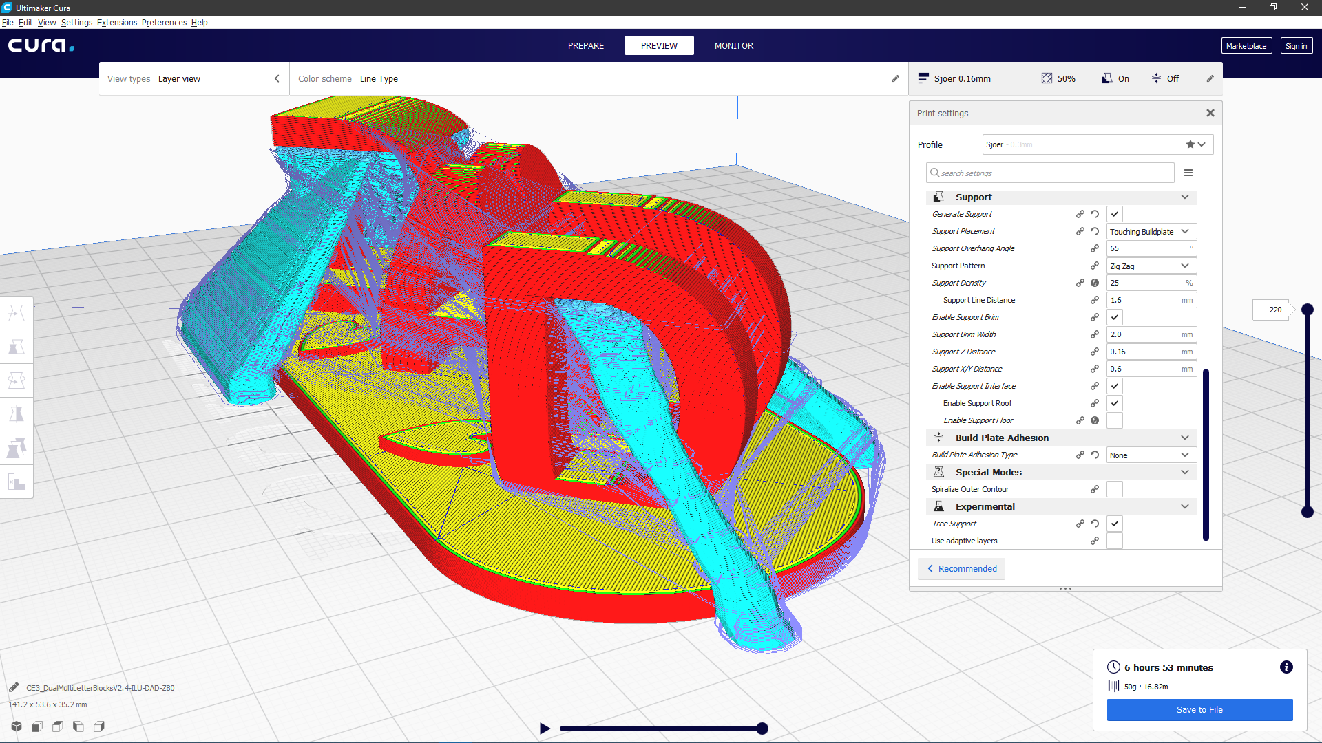 Support brim · Issue #5895 · Ultimaker/Cura · GitHub