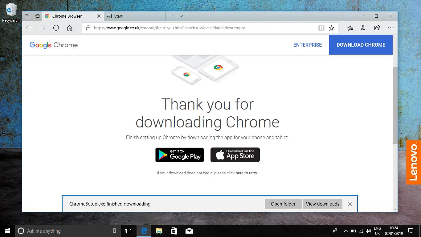 download chrome 2