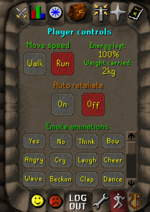 2005 Interface - Chat Box not changed · Issue #3201