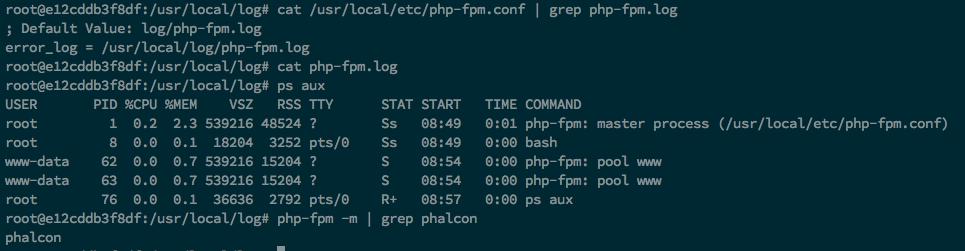 502 bad gateway on docker + nginx - Discussion - Phalcon