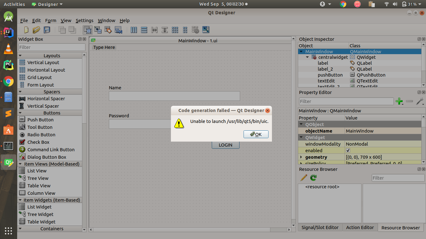 Install PyQt5 on Ubuntu with python3  Steps to set up PyQt5 (ubuntu