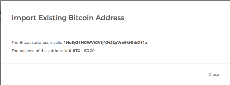 Bitcoin address generator in bash · GitHub