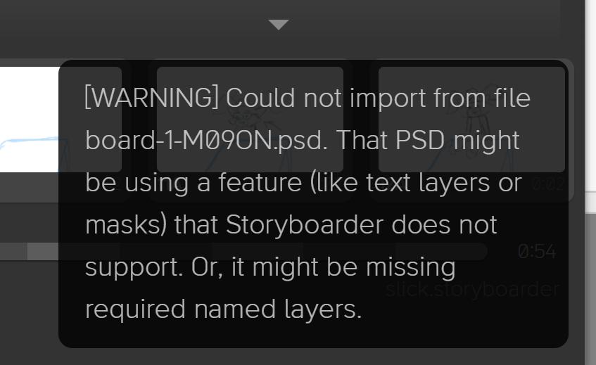 Alternate photoshop programs result in errors · Issue #1519