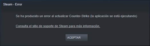 Cs 1.6 . error running game could not find steam.exe to launch cape canaveral