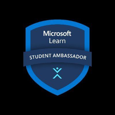 ms-learn student ambassador logo