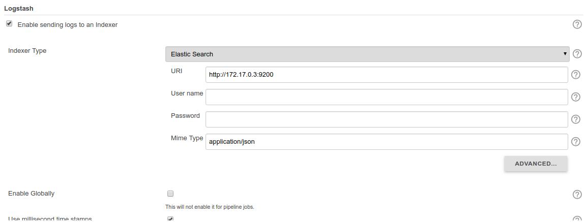 ElasticSearch, Logstash & Kibana for Jenkins Logs · GitHub