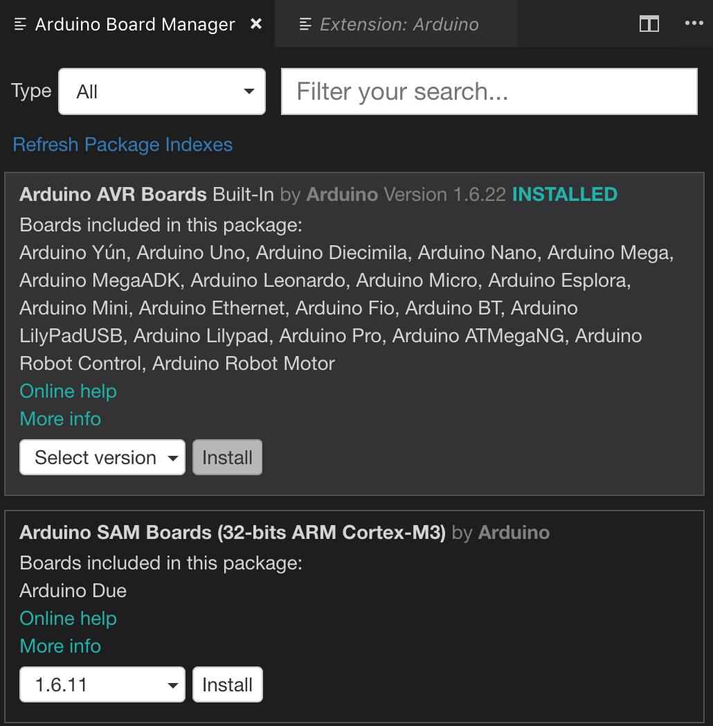 Arduino Board Configuration Issue · Issue #63236 · microsoft/vscode