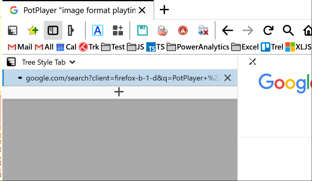 Tab Selection Stays Broken (even for New Tabs) After Throw