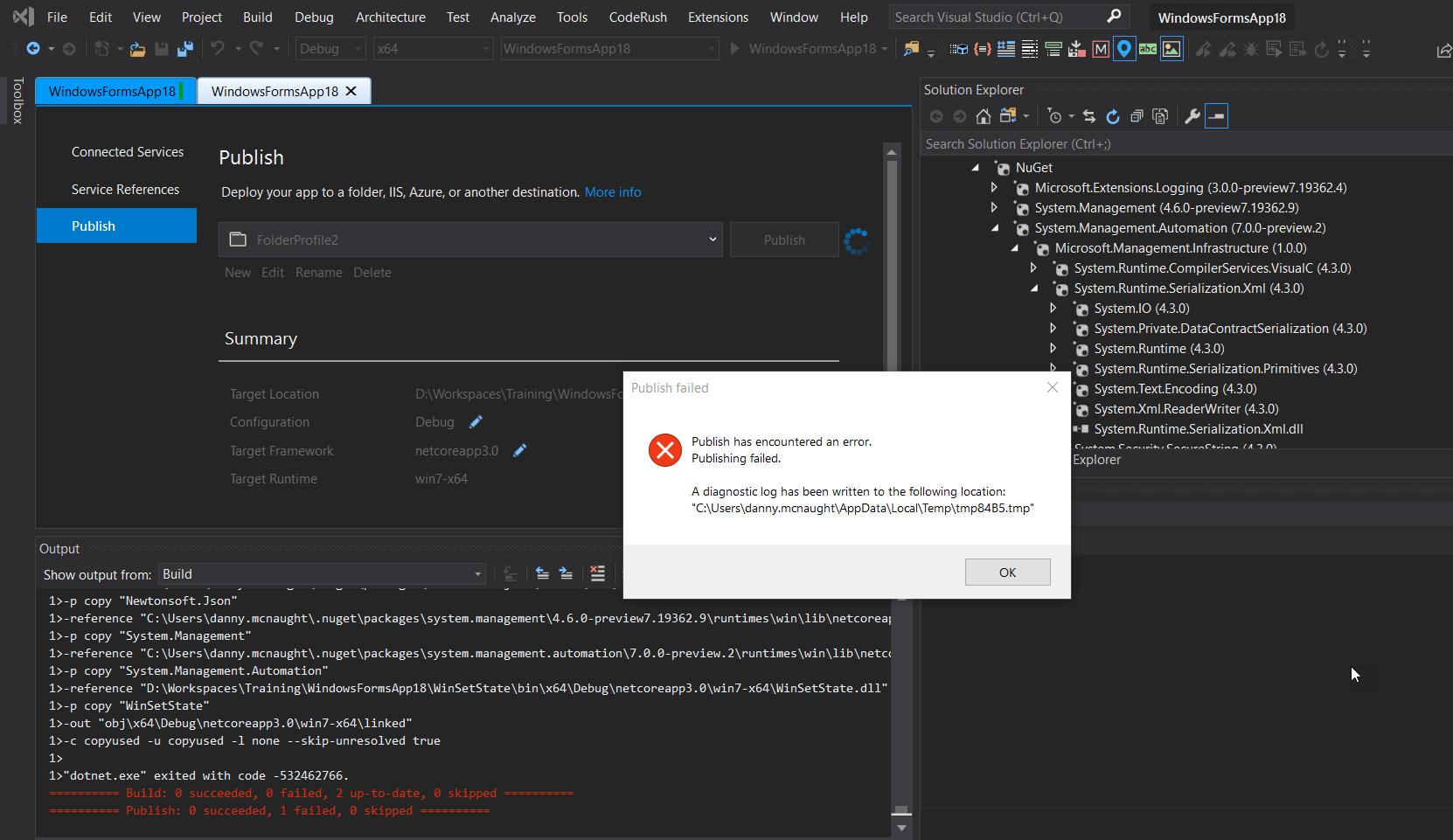 NET Core 3 0 0 Preview 7 · Issue #3075 · dotnet/core · GitHub