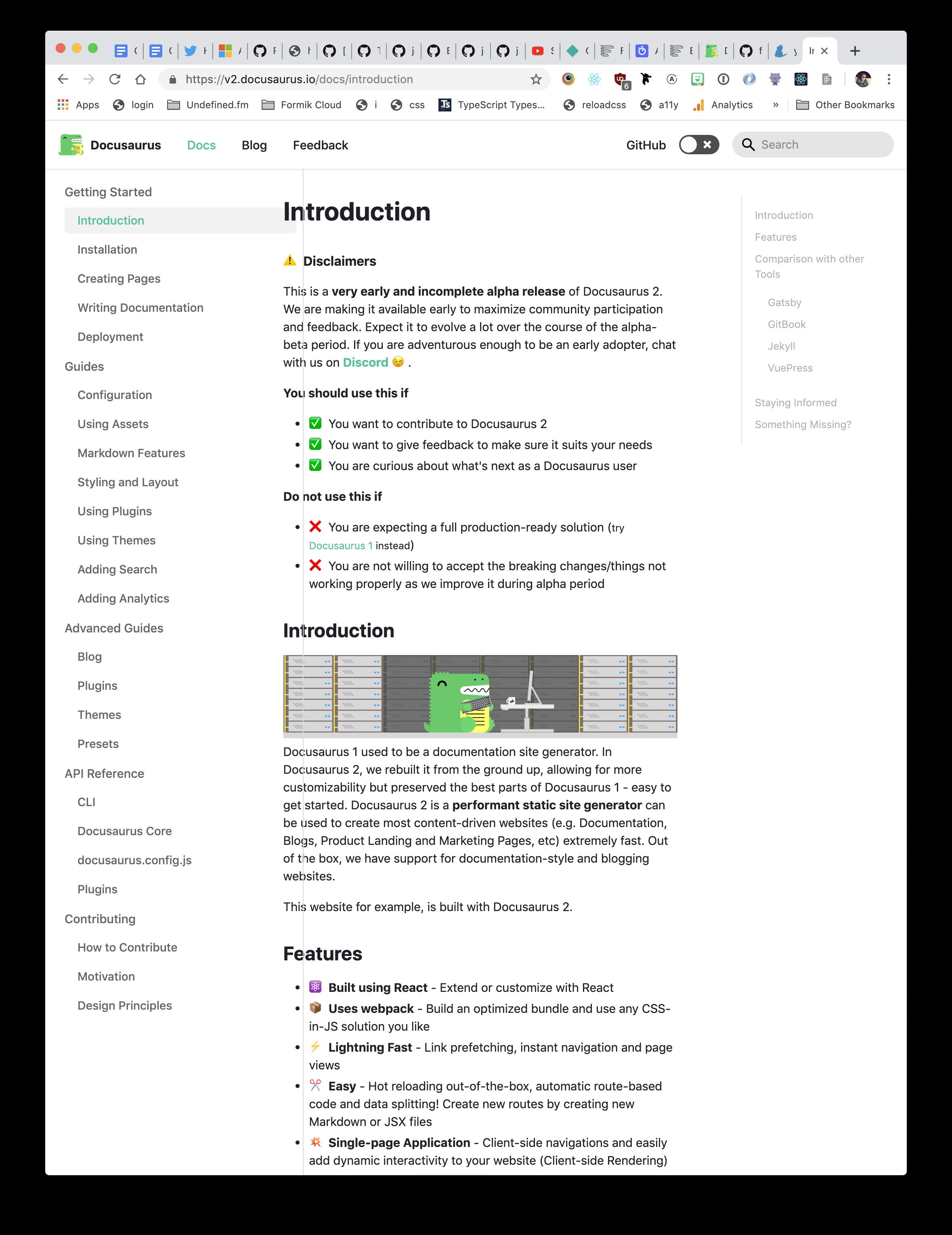 Sidebar on v2 website needs a background color · Issue #1530